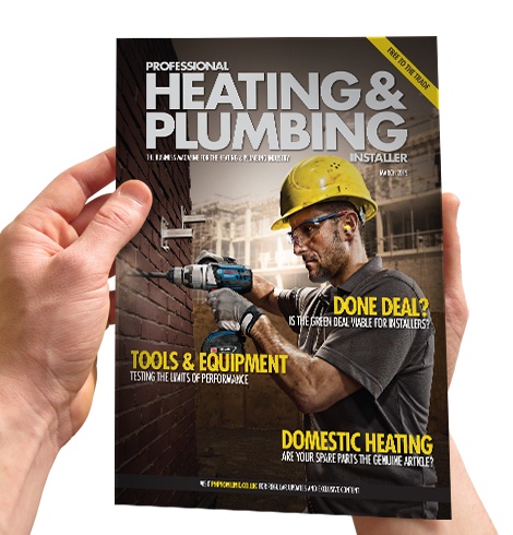Souvent Professional Heating & Plumbing Installer - Hamerville Media Group CC87