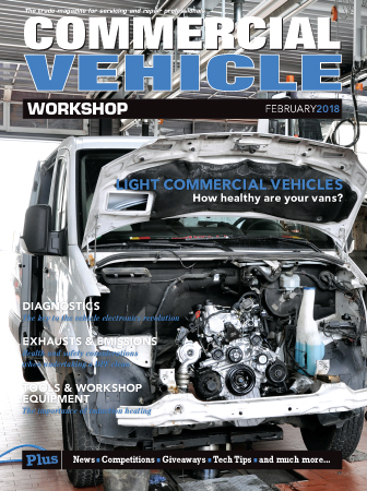 Commercial Vehicle Workshop