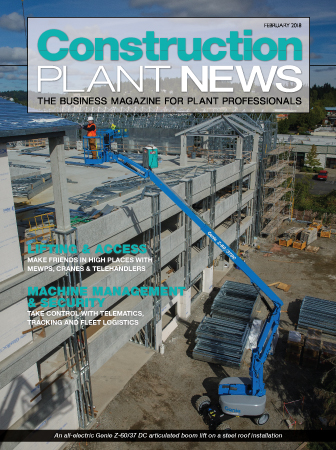 Construction Plant News