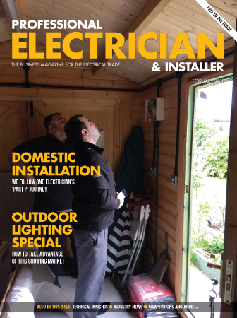Professional Electrician & Installer